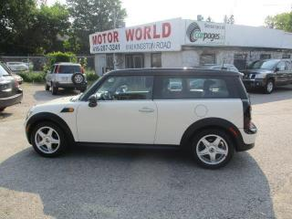 Used 2009 MINI Cooper Clubman for sale in Scarborough, ON
