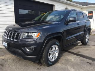 Used 2014 Jeep Grand Cherokee Laredo for sale in Kingston, ON