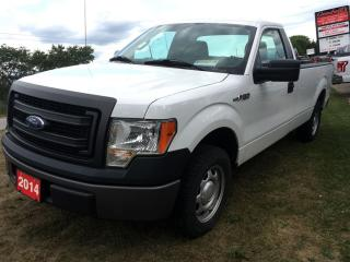Used 2014 Ford F-150 XL HEAVY DUTY SHOCKS! 2WD! for sale in Aylmer, ON