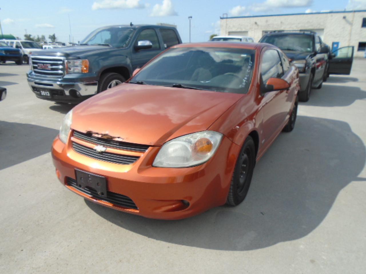 Photo of Orange 2006 Chevrolet Cobalt