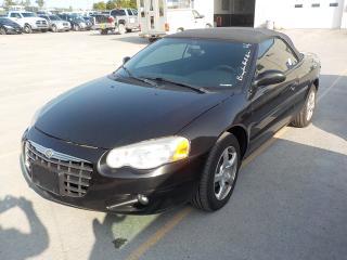 Used 2005 Chrysler Sebring for sale in Innisfil, ON