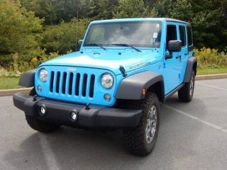 Used 2017 Jeep Wrangler RUBICON for sale in Halifax, NS