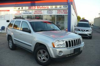Used 2007 Jeep Grand Cherokee Laredo for sale in Etobicoke, ON