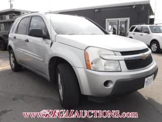 Used 2006 Chevrolet EQUINOX LS 4D UTILITY FWD for sale in Calgary, AB