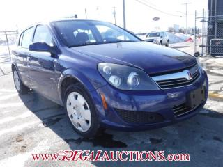 Used 2009 Saturn ASTRA XE 4D HATCHBACK for sale in Calgary, AB