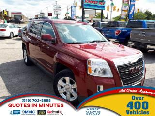 Used 2011 GMC Terrain SLT | LEATHER | BACKUP CAM | SAT RADIO | BLUETOOTH for sale in London, ON