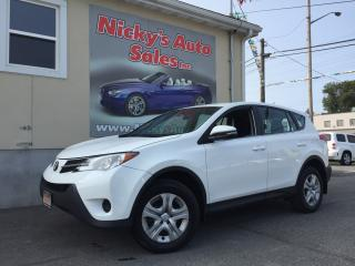 Used 2015 Toyota RAV4 LE - AWD - ALLOY WHEELS - LOADED! for sale in Gloucester, ON