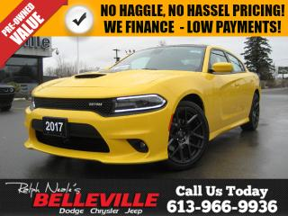 Used 2017 Dodge Charger R/T Daytona Edition-GPS-Sunroof-Technology Group for sale in Belleville, ON