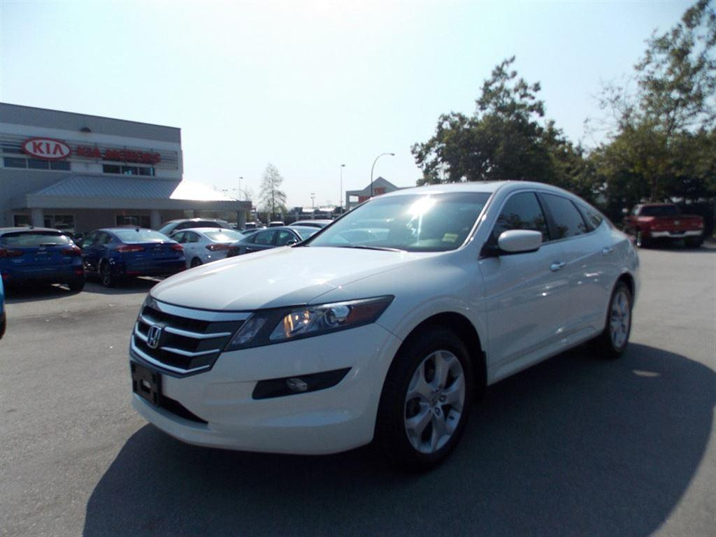 Used 2011 honda accord crosstour ex l for sale in west for Used honda crosstour for sale