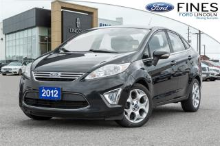 Used 2012 Ford Fiesta SEL - MOONROOF & HEATED SEATS! for sale in Bolton, ON