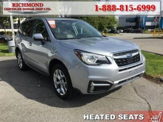 Used 2017 Subaru Forester 2.5i Touring for sale in Richmond, BC