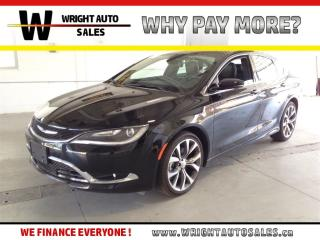 Used 2016 Chrysler 200 C|NAVIGATION|SUNROOF|LEATHER|22,897 KMS for sale in Cambridge, ON