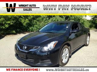 Used 2012 Nissan Altima 2.5S|SUNROOF|LEATHER|91,827 KMS for sale in Cambridge, ON