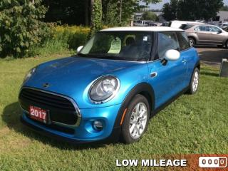Used 2017 MINI Cooper Hardtop Base  - Bluetooth - $162.15 B/W for sale in Woodstock, ON