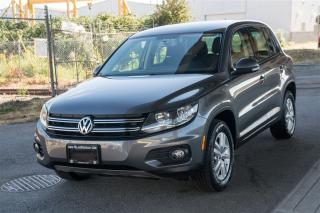 Used 2015 Volkswagen Tiguan Comfortline Coquitlam Location - 604-298-6161 for sale in Langley, BC