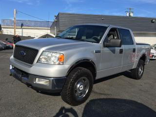 Used 2004 Ford F-150 XLT Coquitlam Location - 604-298-6161 for sale in Langley, BC