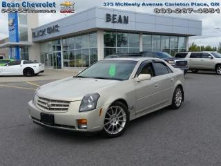 Used 2007 Cadillac CTS Luxury for sale in Carleton Place, ON