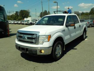 Used 2013 Ford F-150 XLT SuperCrew 6.5-ft. Bed 4WD for sale in Burnaby, BC