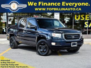 Used 2009 Honda Ridgeline 4WD CREW CAB for sale in Concord, ON