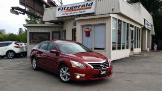 Used 2013 Nissan Altima 2.5 SV - BACK-UP CAM! SUNROOF! for sale in Kitchener, ON