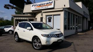 Used 2009 Nissan Murano LE w/DVD Package - LEATHER! BACK-UP CAM! DVD! for sale in Kitchener, ON