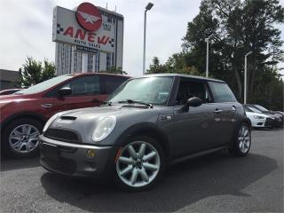 Used 2002 MINI Cooper Hardtop S for sale in Cambridge, ON
