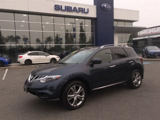Used 2012 Nissan Murano LE (CVT) for sale in Port Coquitlam, BC