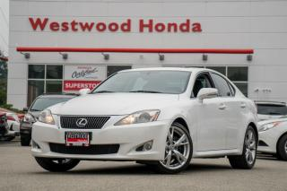 Used 2009 Lexus IS 250 Base for sale in Port Moody, BC