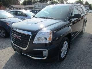 Used 2017 GMC Terrain 'GREAT KM'S' LOADED SLE-2 MODEL 5 PASSENGER 3.6L - V6.. AWD.. HEATED SEATS.. SUNROOF.. BACK-UP CAMERA.. NAVIGATION SYSTEM.. for sale in Bradford, ON