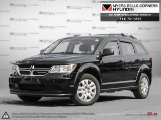 Used 2016 Dodge Journey SE for sale in Nepean, ON