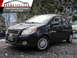 Used 2009 Chevrolet Aveo5 LT for sale in Stittsville, ON
