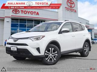 Used 2016 Toyota RAV4 AWD LE for sale in Mono, ON
