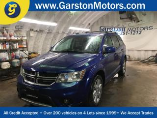 Used 2012 Dodge Journey SXT*U CONNECT PHONE*KEYLESS ENTRY w/REMOTE START*DUAL ZONE CLIMATE CONTROL*POWER WINDOWS/LOCKS/HEATED MIRRORS*PUSH BUTTON START* for sale in Cambridge, ON