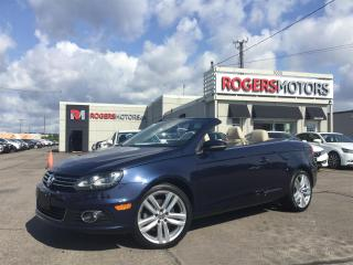 Used 2012 Volkswagen Eos - CONV - NAVI - LEATHER for sale in Oakville, ON