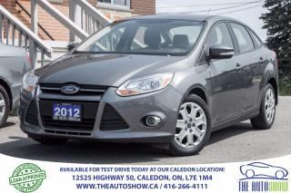 Used 2012 Ford Focus SE | AUTOMATIC for sale in Caledon, ON