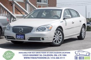 Used 2011 Buick Lucerne CXL for sale in Caledon, ON