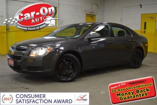 Used 2012 Chevrolet Malibu LS A/C CRUISE ALLOYS $71 BIWEEKLY! OAC for sale in Ottawa, ON
