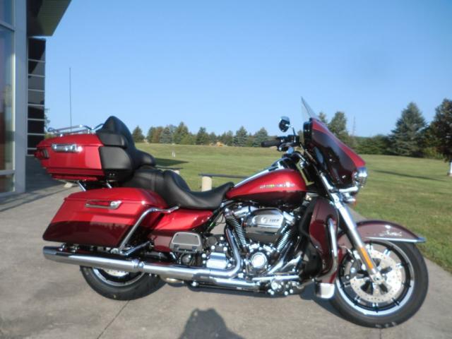 2018 Harley-Davidson Electra Glide FLHTK Ultra Limited