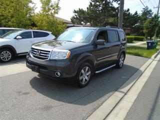 Used 2013 Honda Pilot Touring (A5) for sale in Scarborough, ON