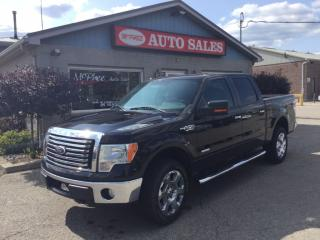 Used 2012 Ford F-150 XLT | Crew Cab | 4x4 for sale in London, ON