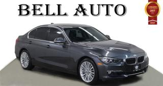 Used 2014 BMW 328i LUXURY PACKAGE XDRIVE NAVIGATION LEATHER SUNROOF for sale in North York, ON
