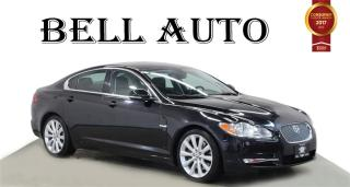 Used 2011 Jaguar XF LUXURY PKG NAVIGATION LEATHER for sale in North York, ON