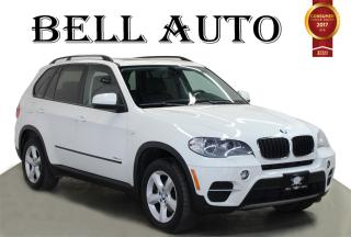 Used 2012 BMW X5 XDRIVE SPORT PKG LEATHER SUNROOF for sale in North York, ON
