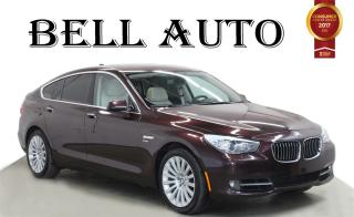 Used 2012 BMW 535xi xDrive Gran Turismo GT NAVIGATION LEATHER AWD SUNROOF for sale in North York, ON