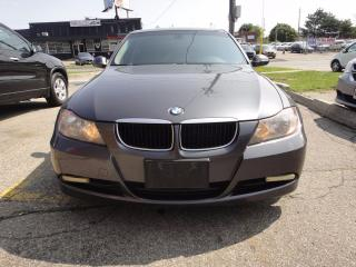 Used 2007 BMW 3 Series 323i for sale in North York, ON