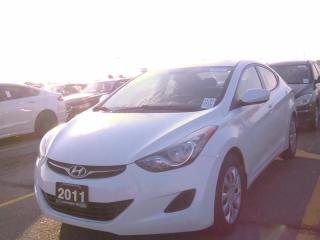Used 2011 Hyundai Elantra GL for sale in Waterloo, ON