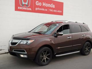 Used 2010 Acura MDX Technology Package  for sale in Edmonton, AB