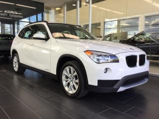 Used 2013 BMW X1 xDrive28i, Accident Free for sale in Edmonton, AB