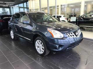 Used 2013 Nissan Rogue SV, One Owner, Navigation for sale in Edmonton, AB