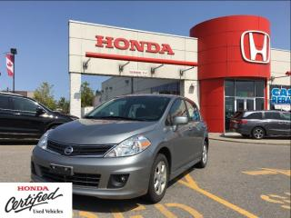 Used 2012 Nissan Versa 1.6 SL, very low mileage SOLD for sale in Scarborough, ON